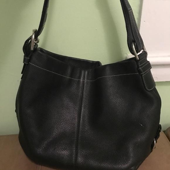 Coach Handbags - Black Coach Purse
